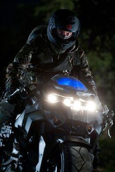 Ray Stevenson is Firefly in G.I. Joe: Retaliation