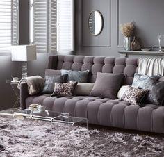 grey themed room