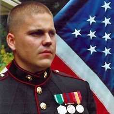 RIP Jarod Cravens. Born Sept 1979. Killed by a suicide bomber in Afghanistan Oct 2011.   Husband. Father. Son. Brother. Friend. Marine.