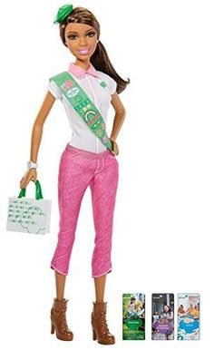Barbie Loves Girl Scouts Doll (African-American) by Barbie Barbie http://www.amazon.com/dp/B013FC02LG/ref=cm_sw_r_pi_dp_Mfhpwb1MQT11X