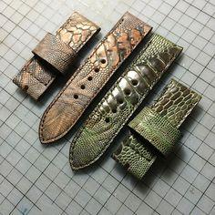 #summerleather# #handmade# #vintage# #leather# #watchstrap# #panerai# #rolex# #ancon# #sevenfriday#