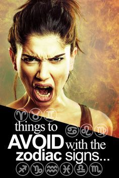 Things to AVOID with each zodiac sign like the PLAGUE... #Virgo