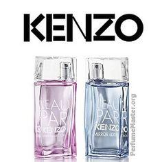 Latest Fragrance News Kenzo LEau Par Kenzo Mirror Edition Perfume Collection - PerfumeMaster.org