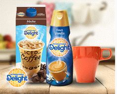 FREE International Delight Coffee Creamer Samples, Coupons and More! on http://hunt4freebies.com
