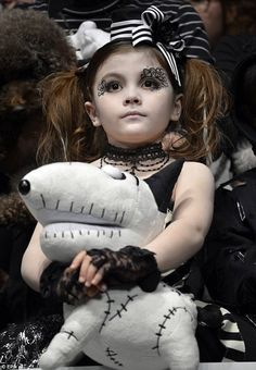 If i had a child this would be her...