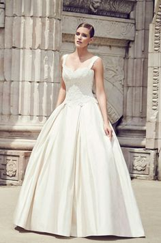 Paloma Blanca Wedding Gowns #4560