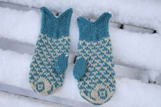 fish mittens