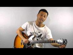 Accordare la chitarra, due metodi semplici e pratici (senza accordatore) - YouTube