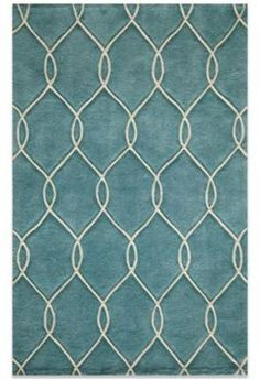 Momeni Bliss 3-Foot 6-Inch x 5-Foot 6-Inch Rug in Teal Teal Rug, Teal Area Rug, Blue Rugs, Contemporary Area Rugs, Modern Area Rugs, Motif Art Deco, Homemakers Furniture, Target Rug, Synthetic Rugs