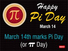 March 14 is marked as Pi Day, a celebration of the irrational number that describes the ratio of a circle's diameter to its circumference. Irrational Numbers, Pi Day, Science News, Special Day, Celebration, March, Happy, Ser Feliz, Mac