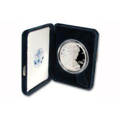 2012-W $1 Burnished American Silver Eagle w/Box