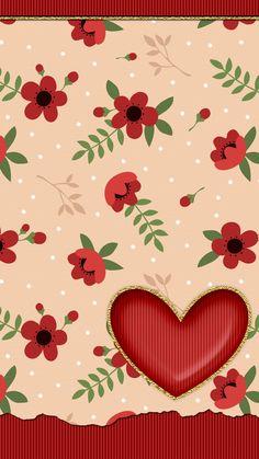 cute walls by me ♡, 2019 hello kitty wallpaper, kitty wal Heart Iphone Wallpaper, Go Wallpaper, Cute Wallpaper For Phone, Hello Kitty Wallpaper, Wallpaper Backgrounds, Flower Wallpaper, Phone Backgrounds, Whatsapp Wallpaper, Heart Background