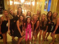 Blondetourage Travels!: New Orleans Bachelorette Party