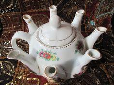 Six Spout Tea Pot