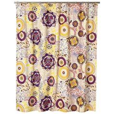 "I must have this❤❤❤❤Boho Boutique™ Lourdes Shower Curtain - Gem (72x72"")"