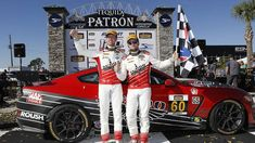 Ford wins IMSA Continental Tire Sports Car Challenge's Alan Jay Automotive Network 120 at Sebring