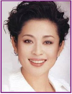 Short Hair Style No Bangs for Square Face Short Curly Hair, Short Hair Cuts, Curly Hair Styles, Hair Styles For Women Over 50, Hair Styles 2014, Short Hairstyles For Women, Girl Hairstyles, Square Face Short Hair, Rectangle Face
