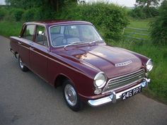 Ford Cortina Mk1.Bought one of these great cars in 1974,. ran it for 2 years, sold it for 50 quid more than I paid for it....Loved it. !