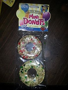 Mini Donuts *** To view further for this item, visit the image link. (This is an affiliate link and I receive a commission for the sales) Mini Donuts, Doughnut, Dog Chew Toys, Chicken Flavors, Image Link, Breakfast, Desserts, Amazon, Food