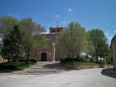 Iglesia de Tardajos #Burgos #CaminodeSantiago #LugaresdelCamino
