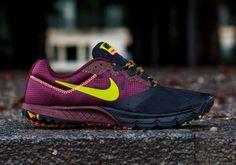 Nike Zoom Wildhorse 2 - Navy / Purple | KicksOnFire.com