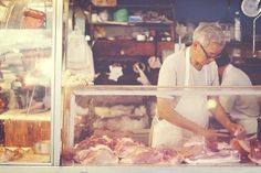 ...the butcher... | Flickr - Photo Sharing!