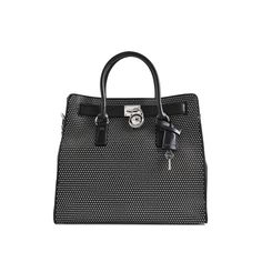 MICHAEL KORS Micro Stud Hamilton LG NS bag - on #sale 50% off @ #MonnierFreres  #MichaelKors