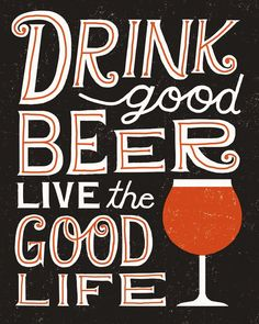 Craft Beer Collection. © Michael Mullan. www.mullanillustration.com #beerquotes