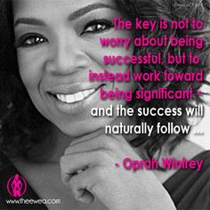 #empowerment #Oprah #Quote