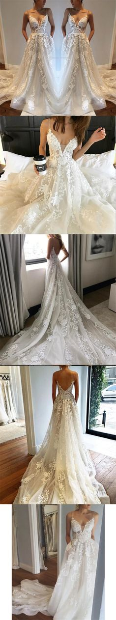 2017 Charming New Arrival Straps Popular Pretty High Quality Lace Appliques Prom Dress, PD0371