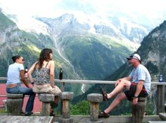 Mountain Hostel - High in the Alps