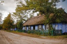 The ethnopark in Maurzyce village. Masovia.Poland.