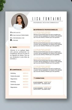 If you like this cv template. Check others on my CV template board :) Thanks for sharing! Creative Cv Template, Resume Design Template, Creative Resume, Creative Cv Design, Resume Templates, Infographic Resume, Creative Infographic, Cv Original Design, Conception Cv
