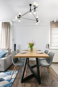 Comedores de estilo moderno por Partner Design