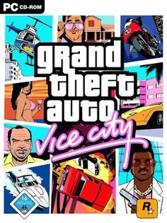 Download GTA - Vice City ~ Download Full and Free Games