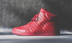 """Air Jordan Shine """"Black"""" and """"Red"""""""