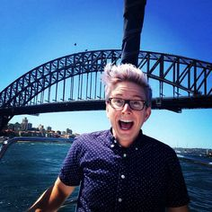 Tyler Oakley is literally THE most inspiring person in my eyes, hes outgoing, confident, funny, and he does what he loves which makes him happy. Danisnotonfire, Amazingphil, Markiplier, Pewdiepie, Bae, Marcus Butler, Ricky Dillon, Joey Graceffa, Joe Sugg