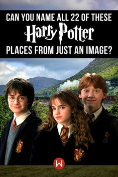 Quiz Can you name these Harry Potter places from just an image Think youre familiar with the wizarding world think again HP quiz Harry Potter Trivia Hogwarts Wizarding Wo. Harry Potter Riddles, Harry Potter Quiz, Harry Potter Anime, Harry Potter Books, Harry Potter Characters, Harry Potter World, Harry Potter Locations, Harry Potter Places, Harry Potter Bedroom