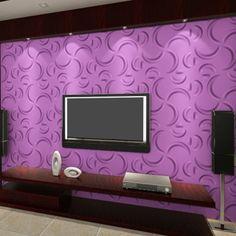 Decoração Fibras Laver 3D Design teto parede Painel de Papel de parede de plantas Natural Modern Material para o Quarto Pintura Sala US $86.99