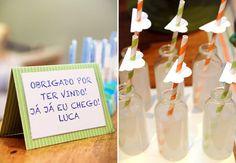 Decoração de chás de bebê originais - Bebê.com.br