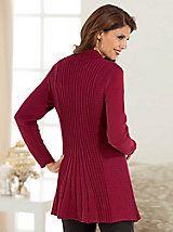 d9038f0b69 Swingy Cardigan Sweater by Vicki Wayne