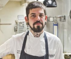 30 Chef To Watch: Justin Burdett of Ruka's Table for Plate Magazine