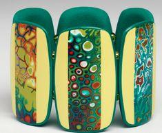 Muir... sort of reminds me of Klimt's decorative designs
