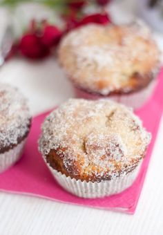 Low carb muffins did taste like donuts - low carb delights