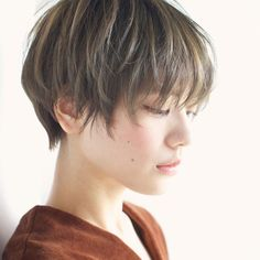 Pin on Short Hair Tomboy Hairstyles, Short Bob Hairstyles, Cool Hairstyles, Haircuts, Girl Short Hair, Short Hair Cuts, Short Hair Styles, Hair Inspo, Hair Inspiration