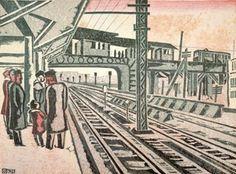 五反田駅 (1932)