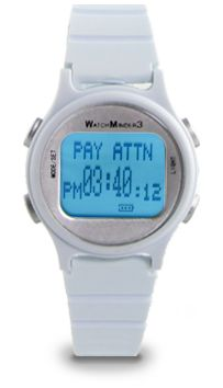 WatchMinder to get for my family to help with ADHD/ADD, scattered brains, and organization.  cant wait to order....next payperiod