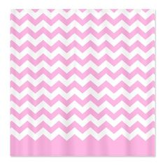 Light Pink Chevron Shower Curtain Pinkchevronshowercurtainglam Gray Curtains Patterns Designs