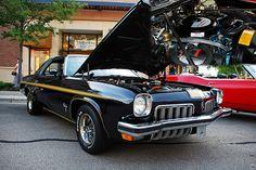 1973 Hurst Cutlass Oldsmobile