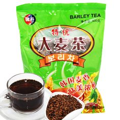 400g China Pure Natural  Roasted Barley Tea grain  Organic Health Care the grain Tea Damai Tea green food  for healthy care